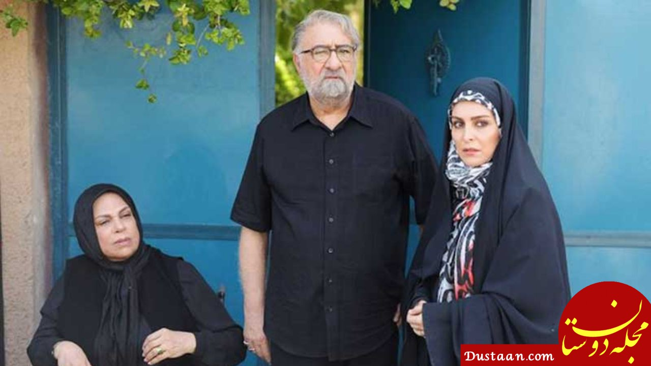 www.dustaan.com گوهر خیراندیش : دیگر علاقهای به کار در تلویزیون نداشتم!