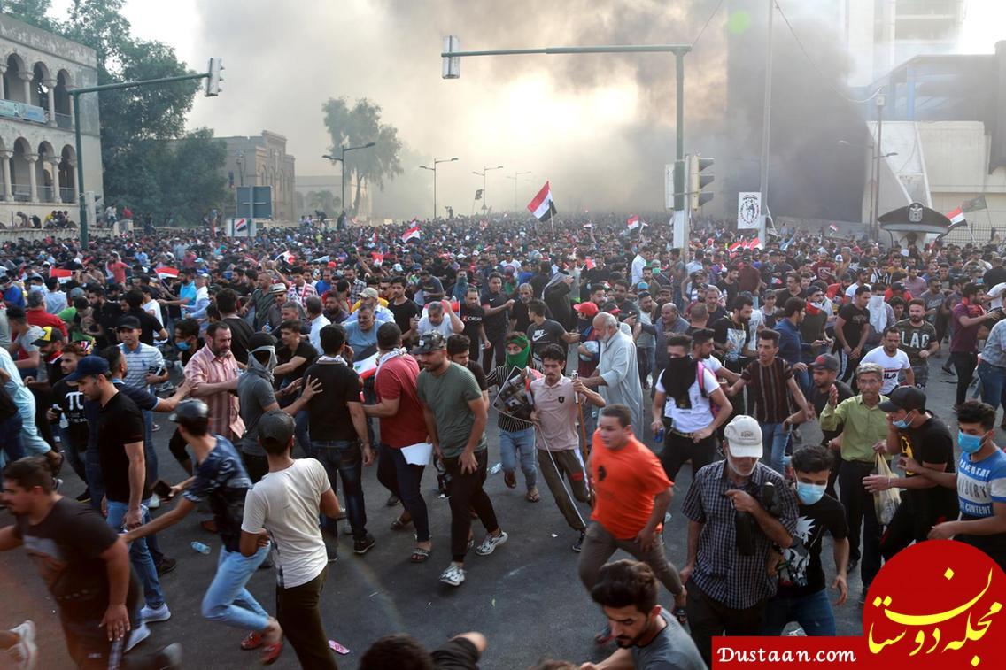 www.dustaan.com هشدار ارتش لبنان به معترضان