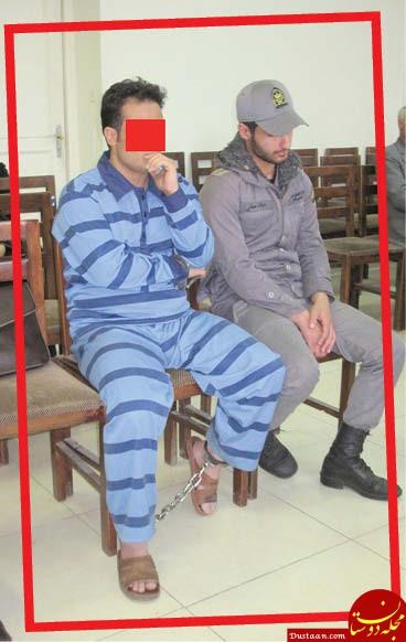 www.dustaan.com نجات قاتل 2 زنه ازچوبه دار