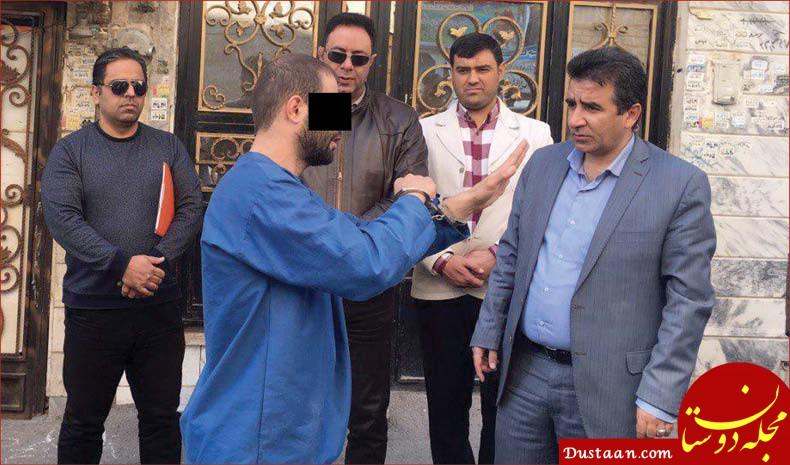 www.dustaan.com ماجرای جنایت هولناک شرور سابقه دار در لانه سیاه !