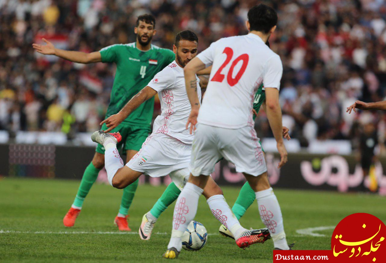 www.dustaan.com کدام کشورها حاضر به بازی با تیم ملی فوتبال ایران نشدند؟