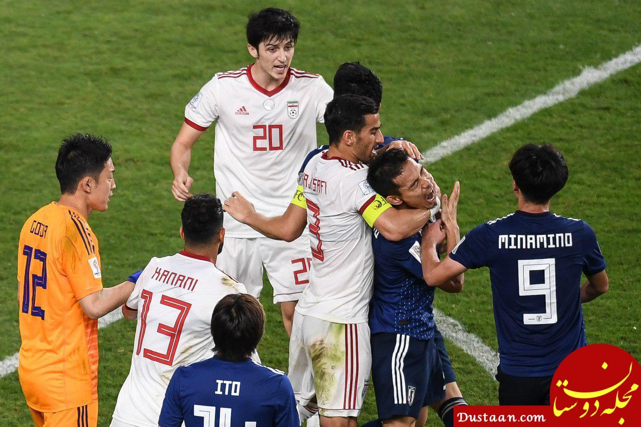 www.dustaan.com بازیکنان تیم ملی از بازی با ژاپن درس بگیرند