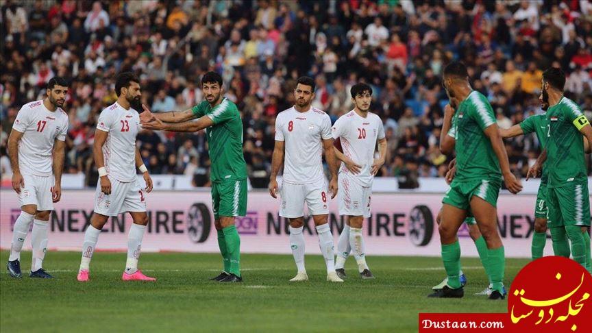 www.dustaan.com احتمال سقوط ایران در رنکینگ تیم های آسیایی