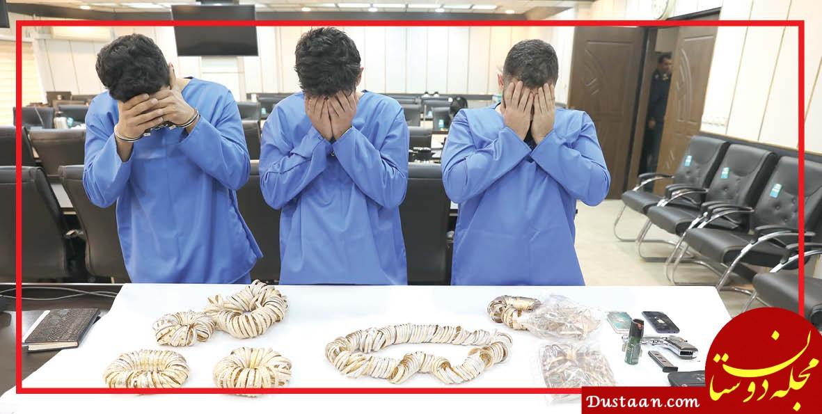 تشکیل باند «هم خدمتی ها» برای سرقت 9 کیلو طلا