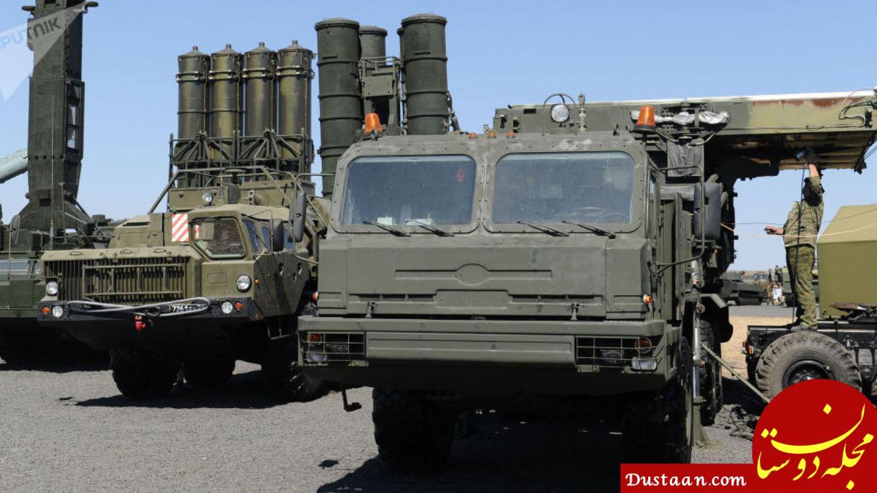 www.dustaan.com ترفند آمریکایی ها برای مقابله با پدافند هوایی روسیه