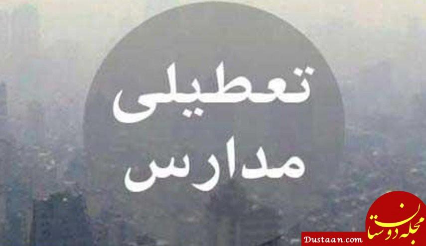 www.dustaan.com جزئیات تعطیلی مدارس مشهد دوشنبه 11 آذر 98