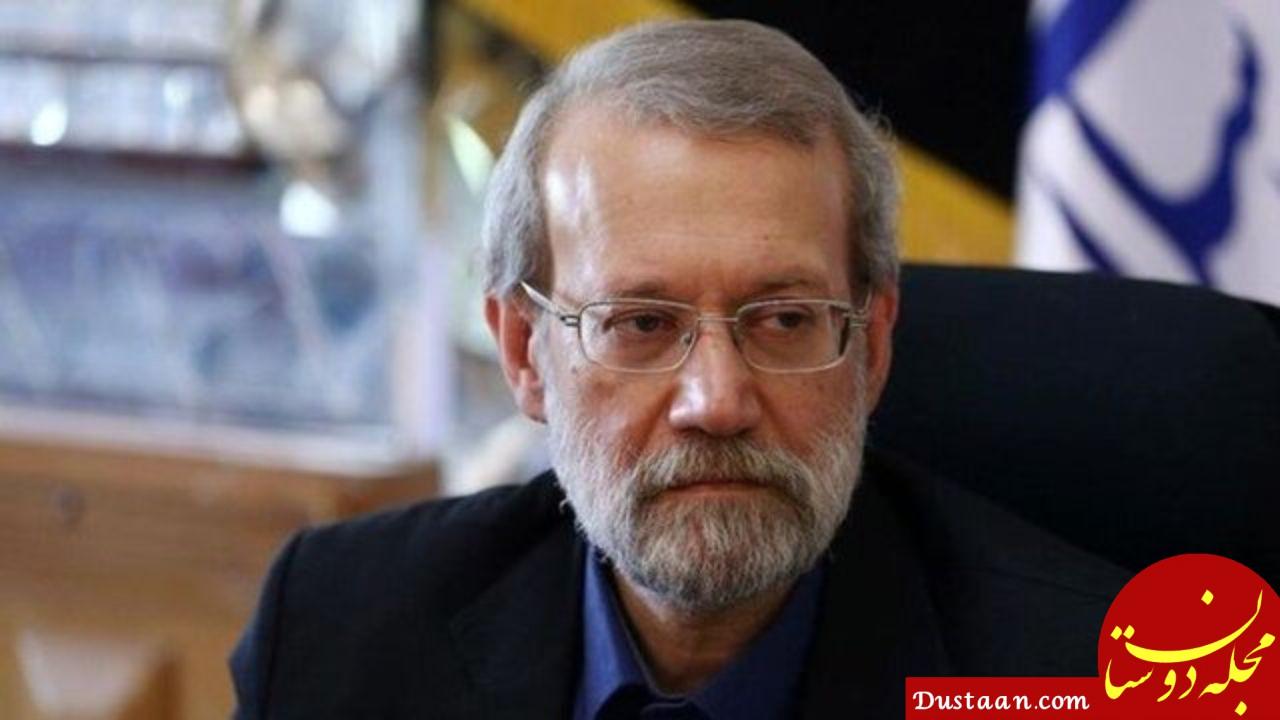 www.dustaan.com تحلیل روزنامه اعتماد از خداحافظی لاریجانی با انتخابات مجلس