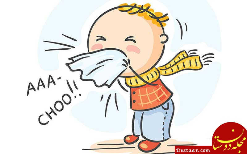 www.dustaan.com پیشگیری از آنفولانزا در طب سنتی + بهترین راه درمان