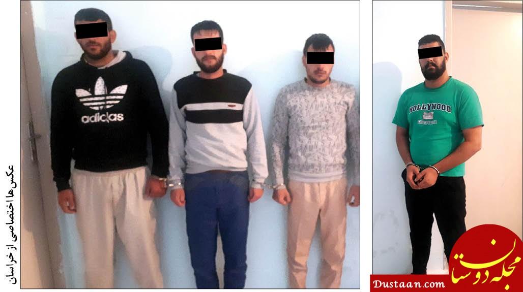 www.dustaan.com پایان وحشت آفرینی های «سیاه» در مشهد +عکس