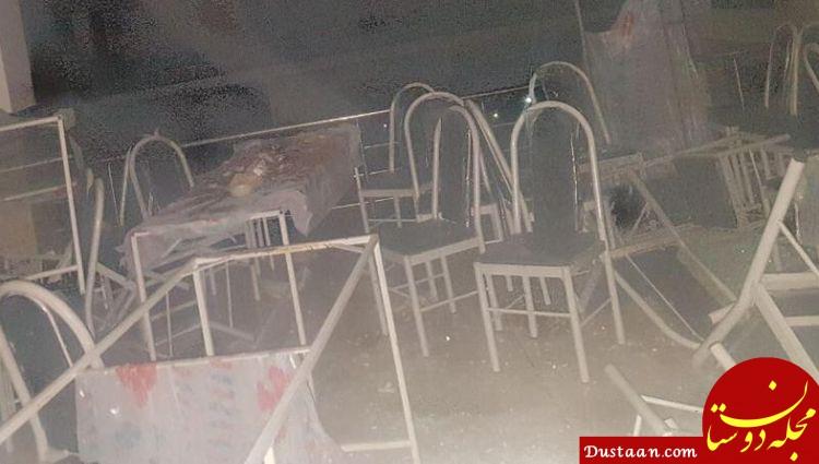 www.dustaan.com شکایت از مقصران حادثه مرگبار تالار عروسی