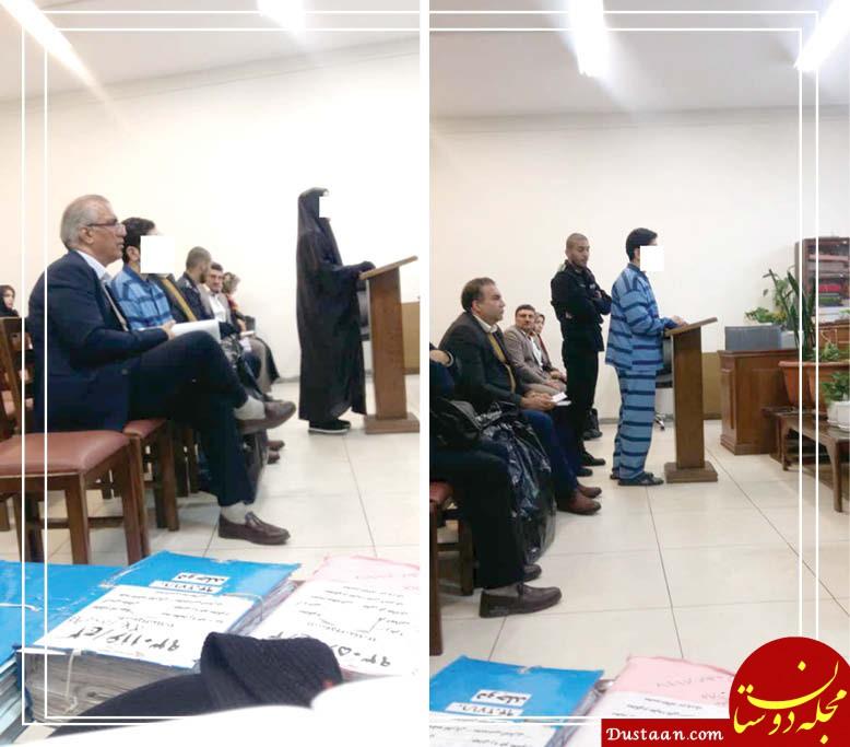 www.dustaan.com شوهر نیلوفر به دست مرد هنرمند کشته شد