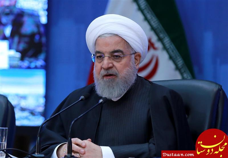 www.dustaan.com روحانی: پروژه دشمن برای شکستن اقتصاد ایران را ناکام گذاشتیم