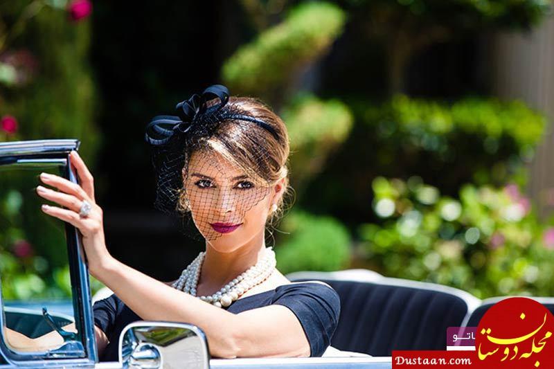 www.dustaan.com طلاق میلیاردر معروف از همسر ایرانی اش +تصاویر