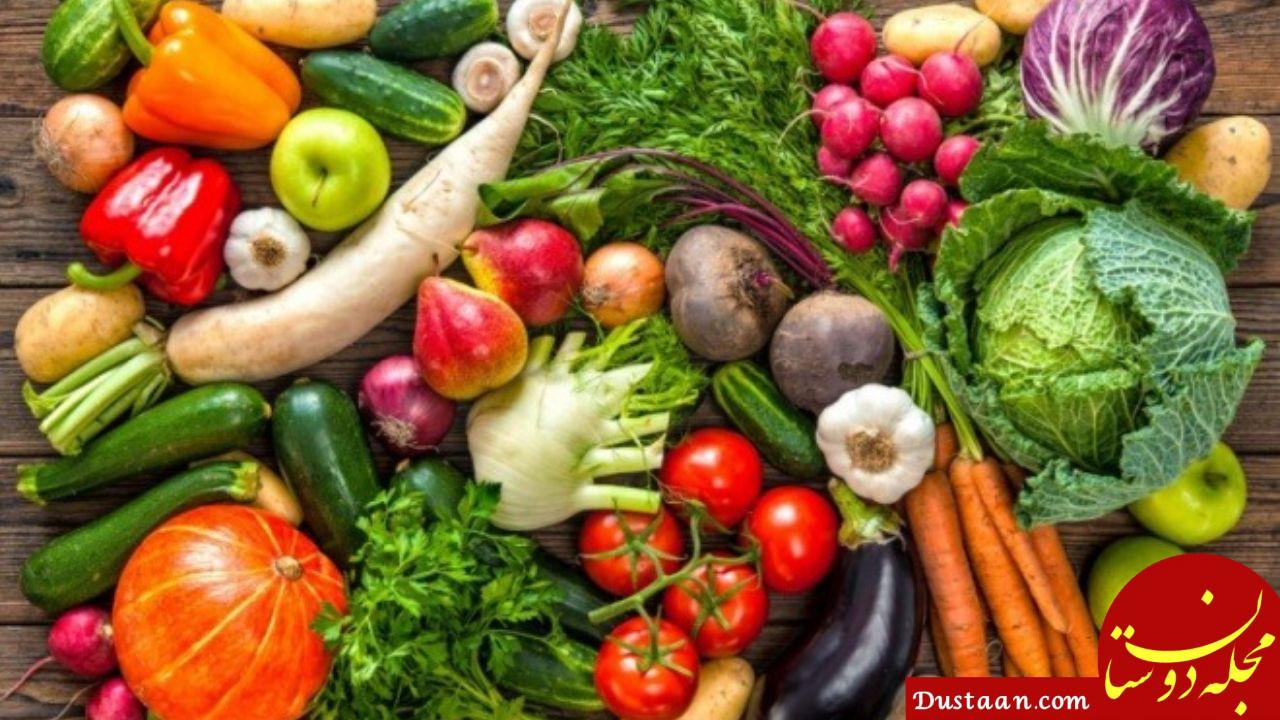 در هوای آلوده تا می توانید میوه و سبزیجات بخورید فست فود در روزهای آلوده ممنوع