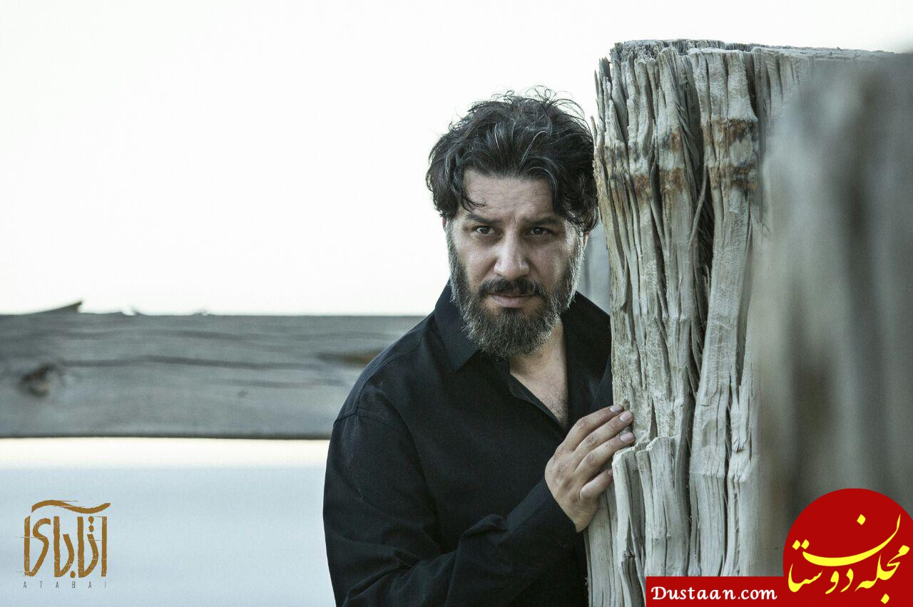 www.dustaan.com اولین فیلم «جواد عزتی» با گویش ترکی