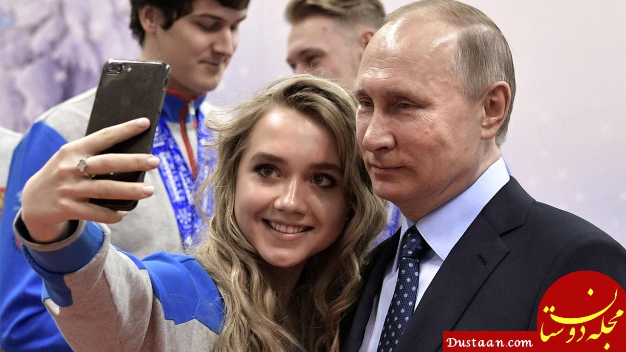 www.dustaan.com هدیه میلیونی پوتین به نوزادان جدید روسی!
