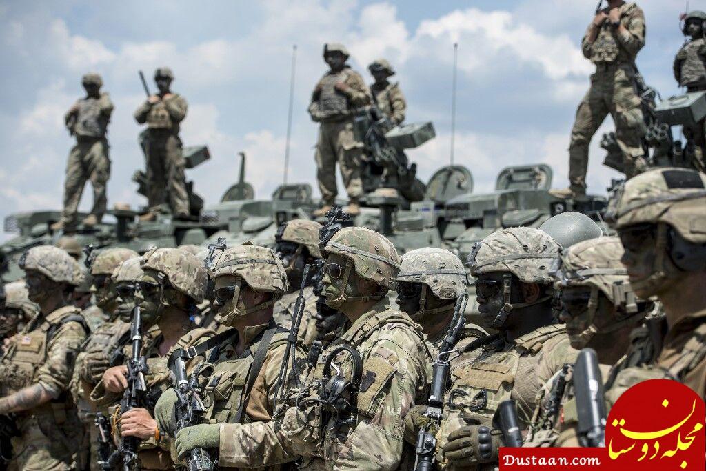 پیشبینی رسانه کره شمالی: خاورمیانه گورستان آمریکایی ها می شود