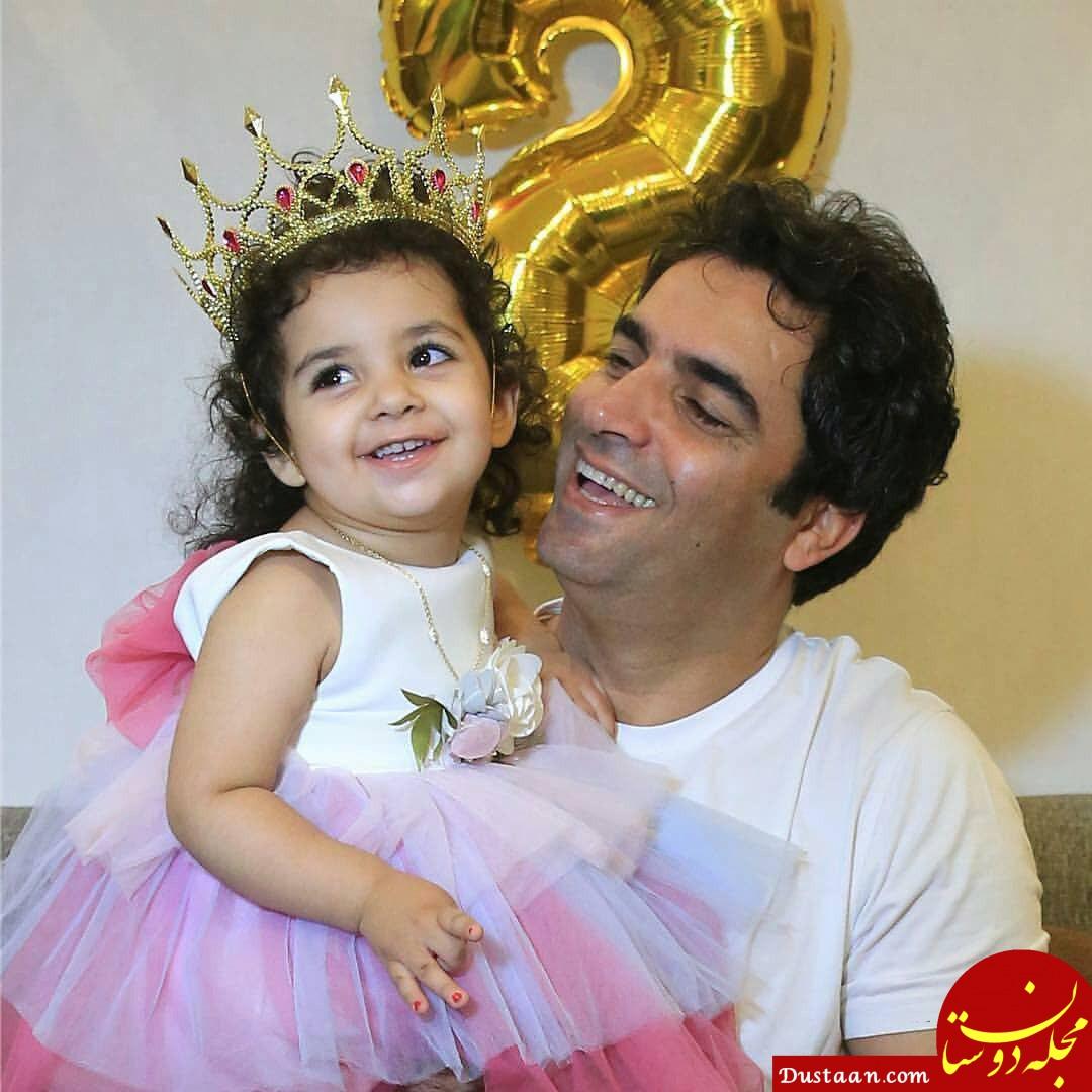 چهره یکتا ناصر در جشن تولد 39 سالگی اش +عکس