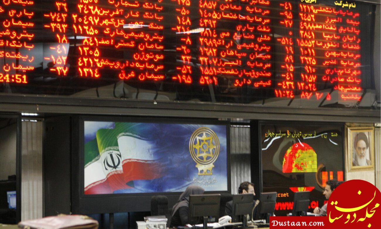 www.dustaan.com پیش بینی بازگشت بورس به مدار تعادل/ دلیل ریزش ۱۶ هزار واحدی چیست؟