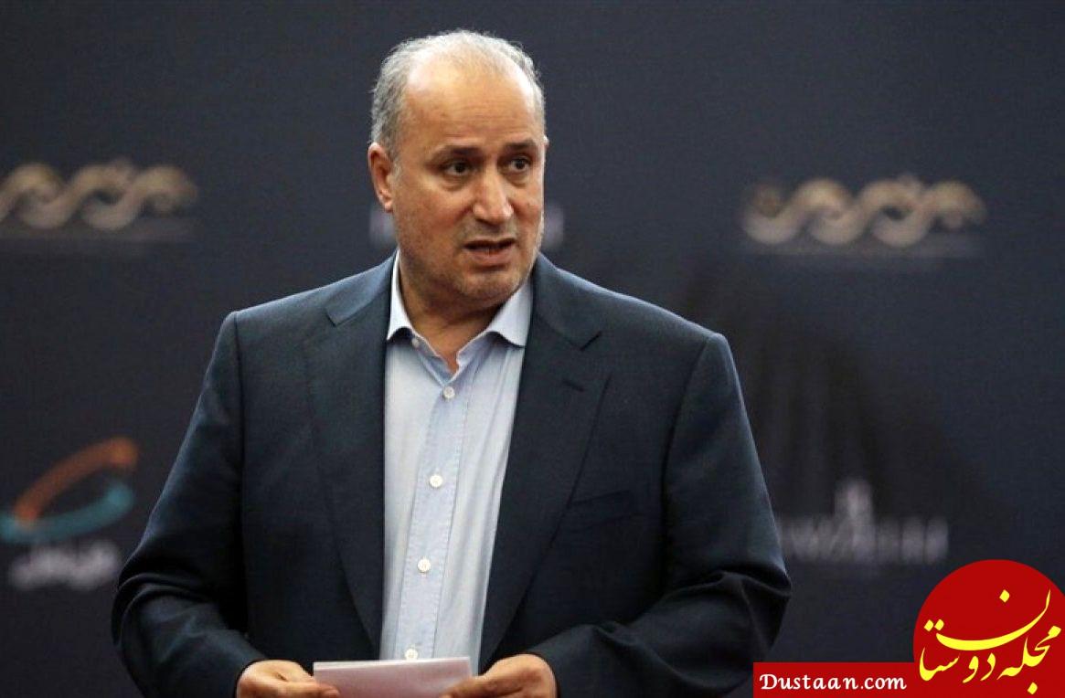 www.dustaan.com استعفای تاج از سوی FIFA پذیرفته شد
