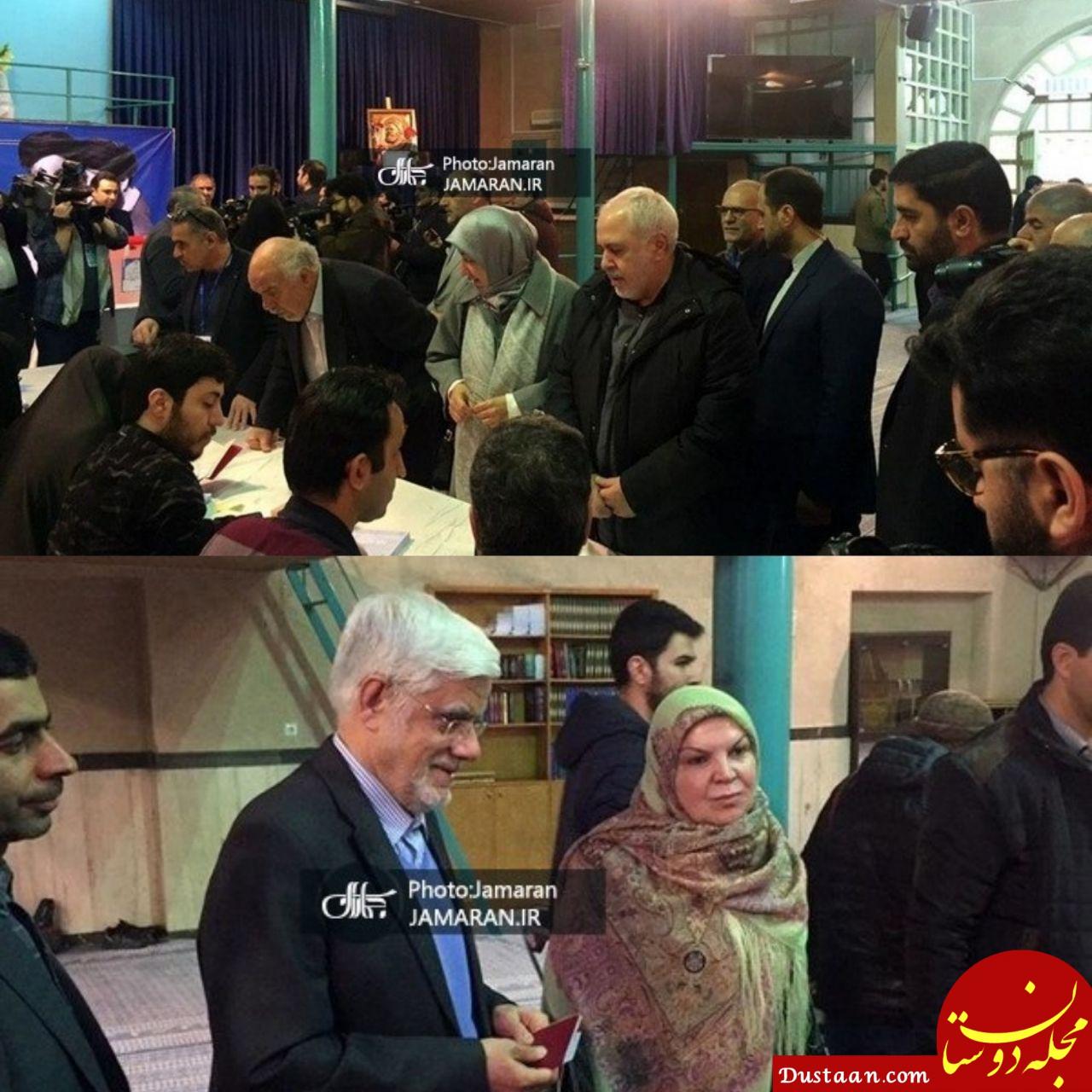 www.dustaan.com ظریف: مردم نمی گذارند یک نفر در واشنگتن برایشان تصمیم بگیرد