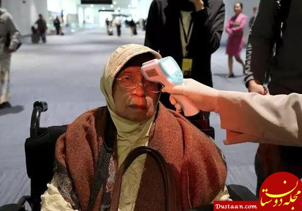 www.dustaan.com کنترل مسافرانی که از ایران وارد استانبول می شوند از نظر احتمال ابتلا به کرونا