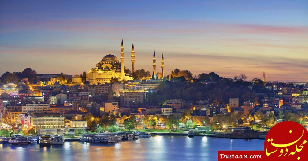 www.dustaan.com رکورد خیره کننده ترکیه در حوزه گردشگری