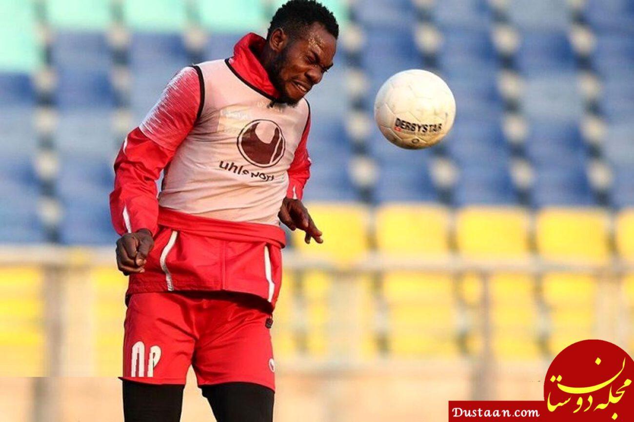 www.dustaan.com فنونی زاده: من جای اوساگونا بازی می کردم تا حالا گل زده بودم!