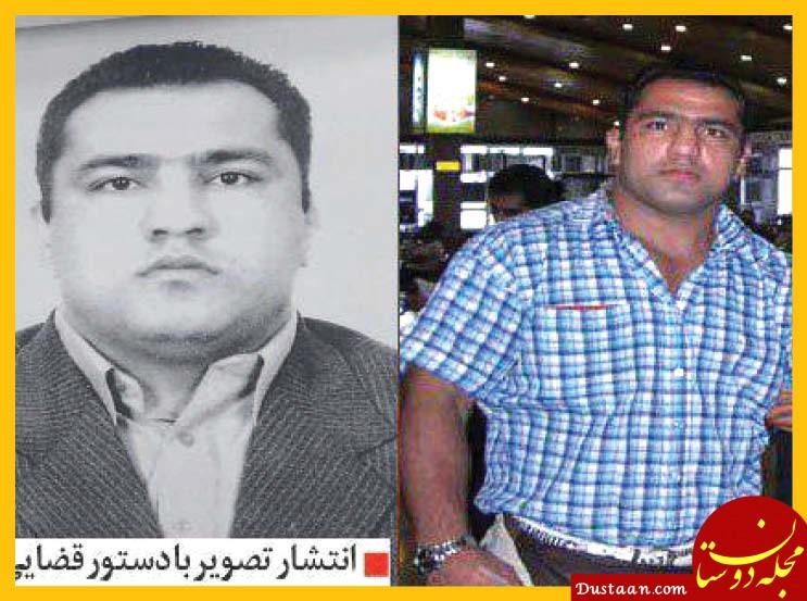 www.dustaan.com جزئیات محاکمه غیابی امیرقرایی در پرونده قتل وحشتناک +عکس