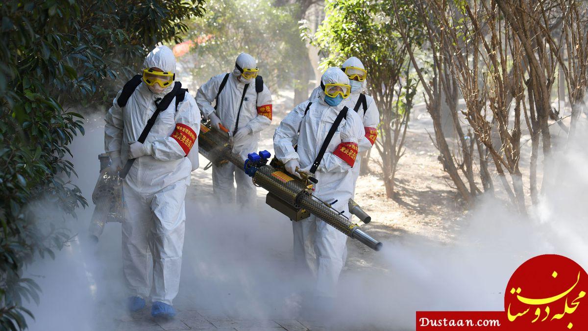 www.dustaan.com جایگاه ایران در آمار جهانی مبتلایان و قربانیان ویروس کرونا