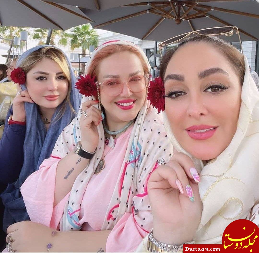 بیوگرافی و عکس های جدید الهام حمیدی و همسرش علیرضا صادقی