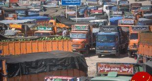 آخرین وضع مرزها؛ قرنطینه رانندگان ایرانی در ترکیه و توقف ۱۵۰۰ کامیون در سومار