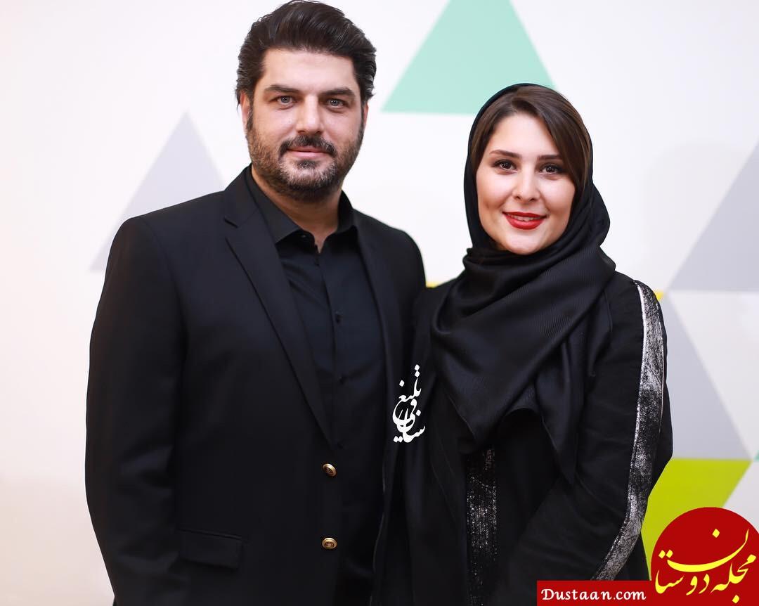 بیوگرافی و عکس های سام درخشانی ، همسرش عسل امیرپور و دخترش برکه