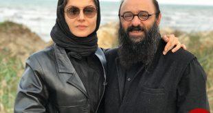 بیوگرافی و عکس های دیدنی سولماز غنی و همسرش علی رحیمی