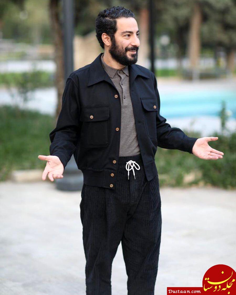تمجید منتقد معتبر هالیوود ریپورتر از نوید محمدزاده