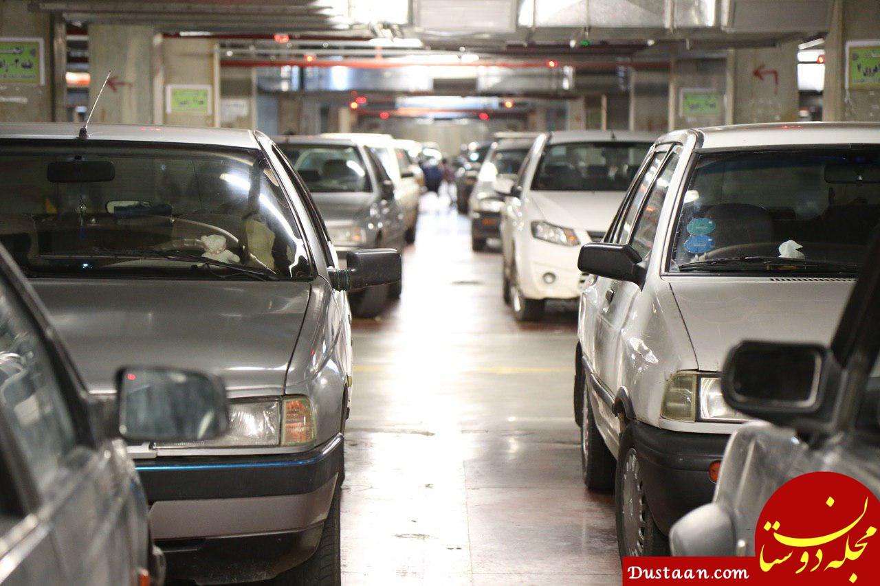 www.dustaan.com ممنوعیت پارک خودروها در روز سیزدهم فروردین ماه