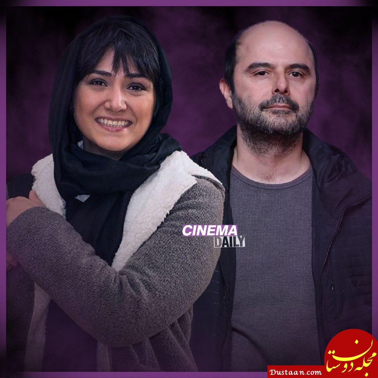 باران کوثری و علی مصفا در «بی همه چیز»