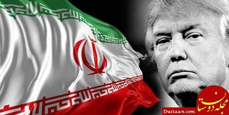 www.dustaan.com اتهام زنی ترامپ علیه ایران
