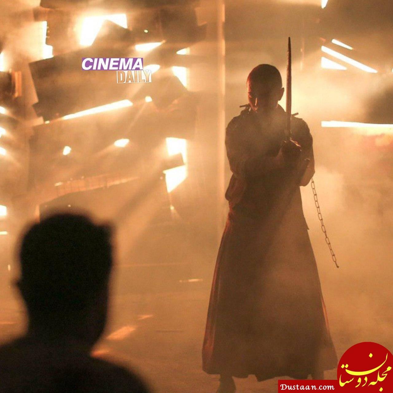 www.dustaan.com نخستین تصویر از «قاتل و وحشی»؛ لیلا حاتمی در متفاوت ترین فیلم حمید نعمت الله