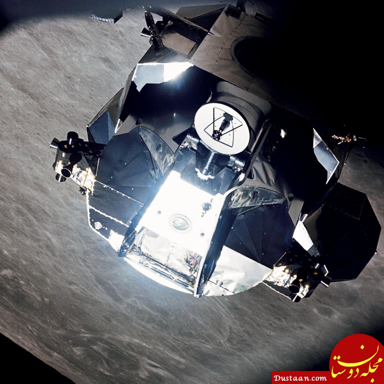 ماجرای سفر پرماجرای فضانوردان آپولو ۱۰