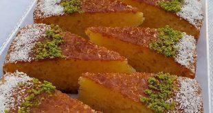 طرز تهیه کیک کاراملی به سبکی خوشمزه