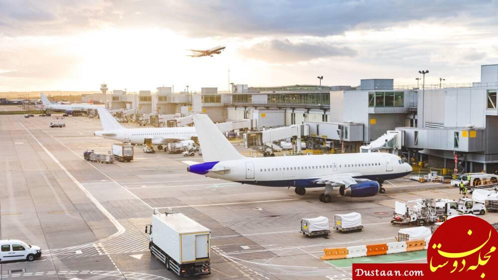 آلوده ترین نقاط هواپیما را بشناسید