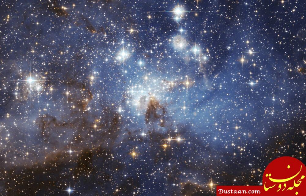 ابعاد و عظمت جهان خود را بهتر درک کنید و قدری به جایگاه خود بیاندیشید!