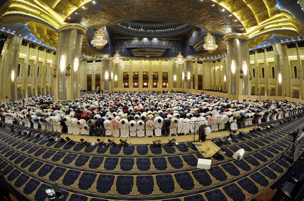 www.dustaan.com - تشریح پروتکل بازگشایی مساجد در شب قدر