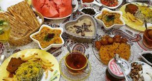 خوراكیهای ممنوع برای وعده سحر