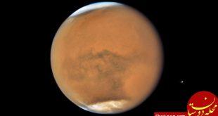 چین اولین کاوشگر خود را به مریخ می فرستد