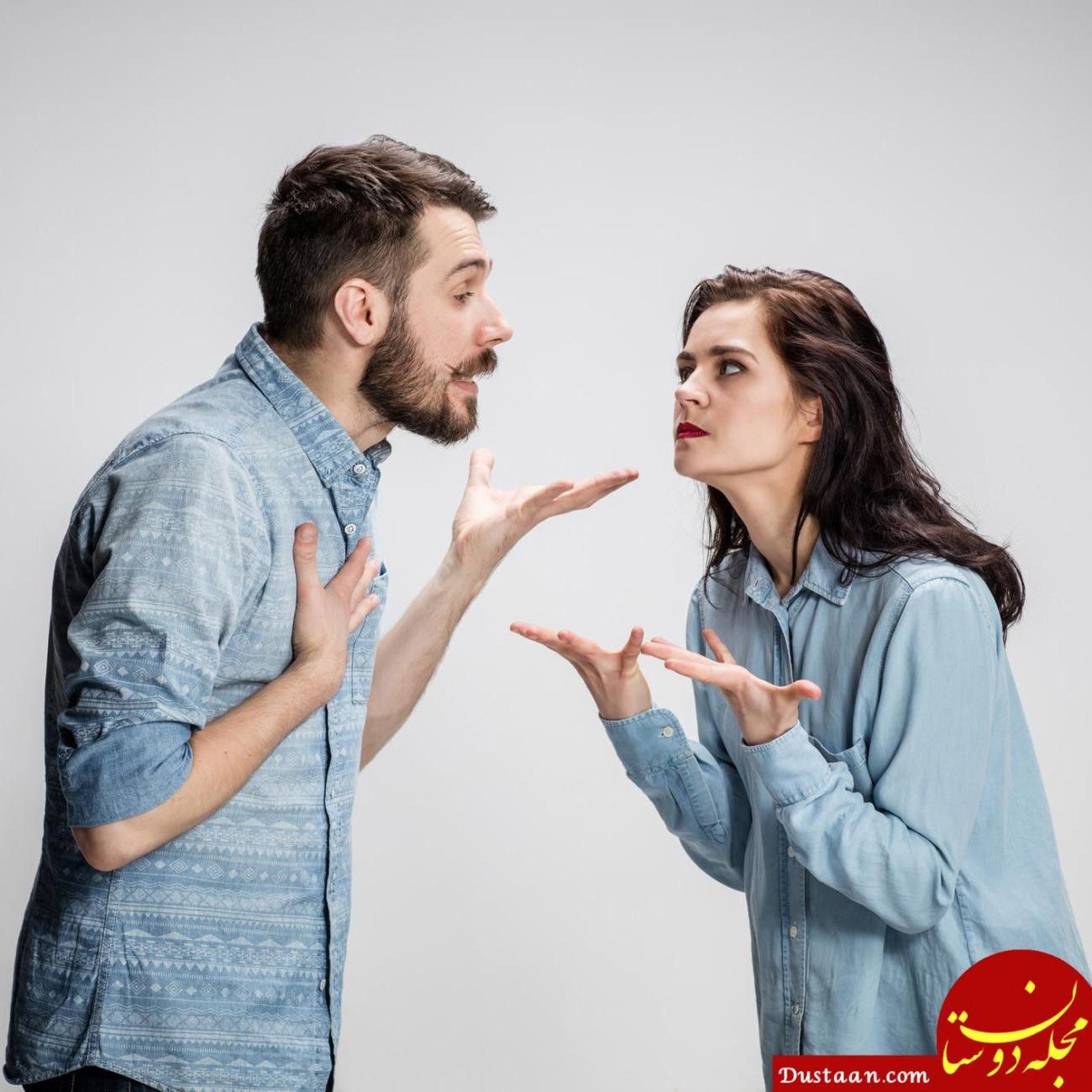 شوهرم مدام می گوید که تو نمی فهمی و نظر نده!