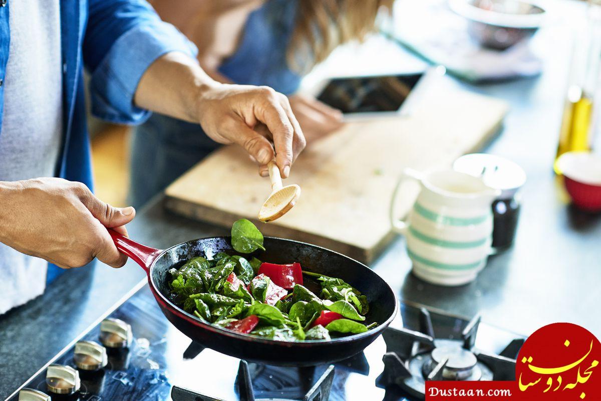فوت و فن آشپزی آسان