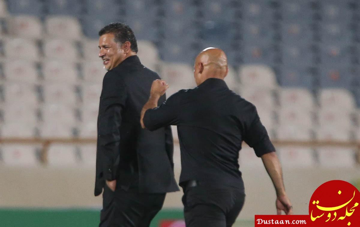 www.dustaan.com - با شغل دوم فوتبالیست های ایرانی آشنا شوید