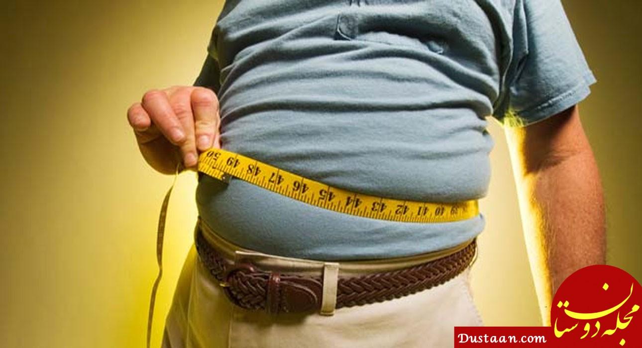 رابطه مخرب چاقی و رفلاكس